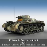 3d - 1 model