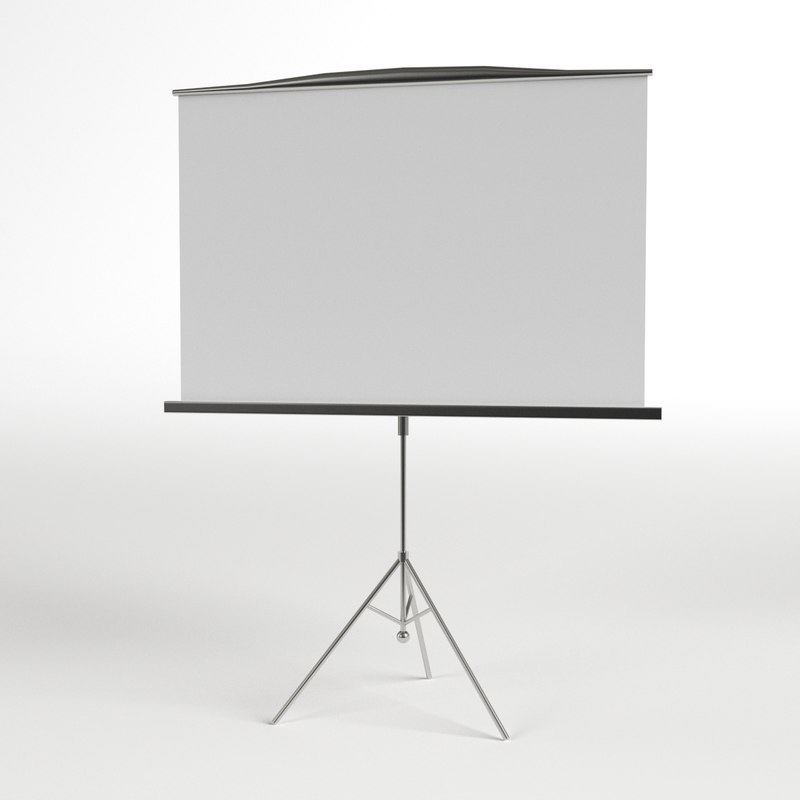 projection canvas max