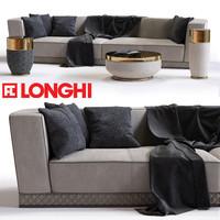 3d model fratelli longhi welles double