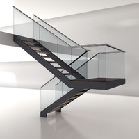 Modern Stair 2