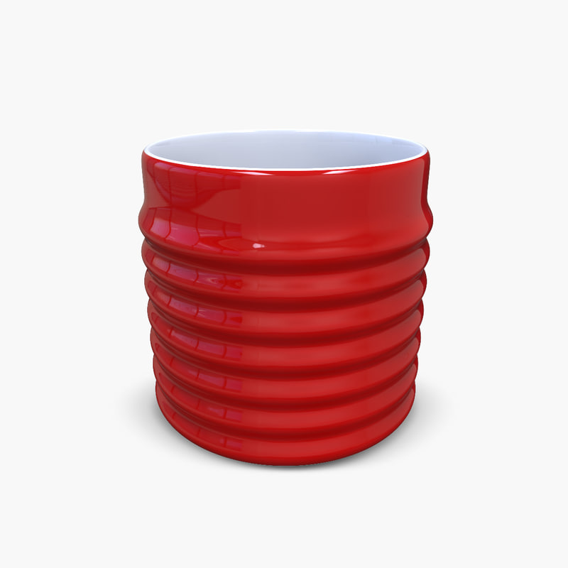 porcelain glass 3d max