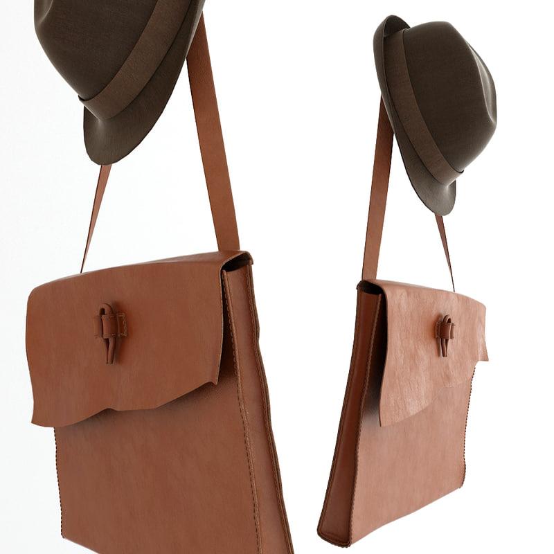 briefcase hat max