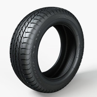 Tire GoodYear Efficient Grip 205/55 R16