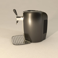 Beer Tender Krups - Home Tap System