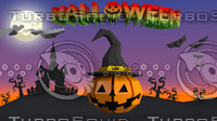 halloween kit 3d max
