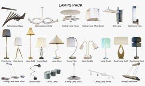lamp ceiling black lwo