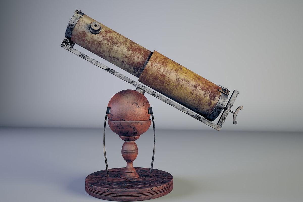 newtonian telescope max