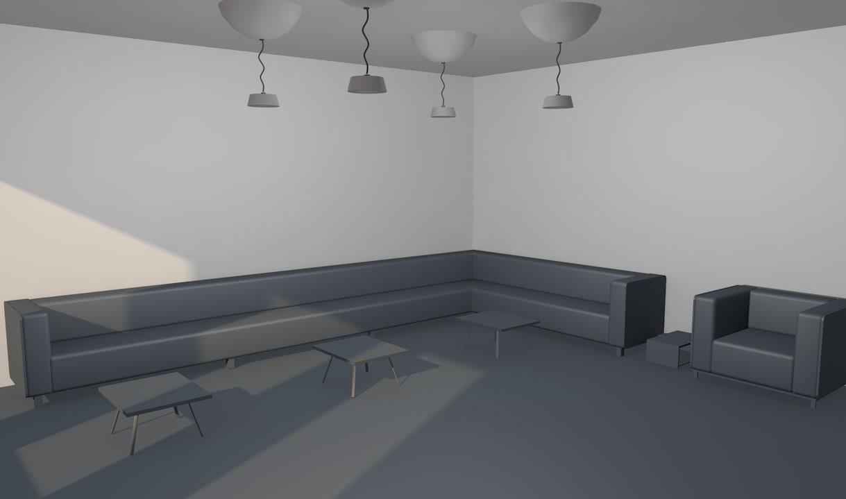 3d waiting room