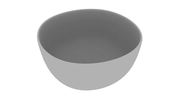 bowl jas cheetah3d obj free