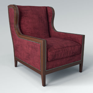 prospera french country ruby 3d obj
