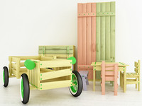 handmade wooden children furniture max
