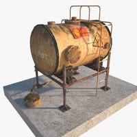 oil tank max