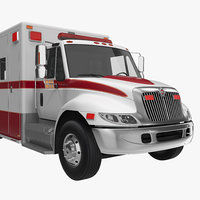 International Durastar Ambulance