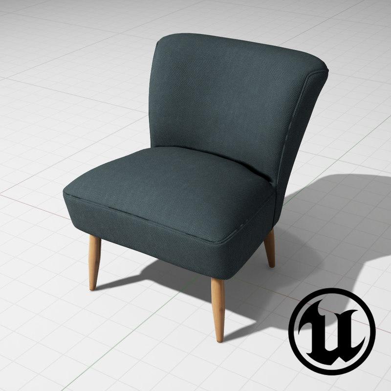 unreal northmore major chair x