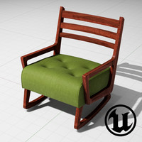 unreal oliver chair ue4 x