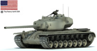 T29 heavy tank USA