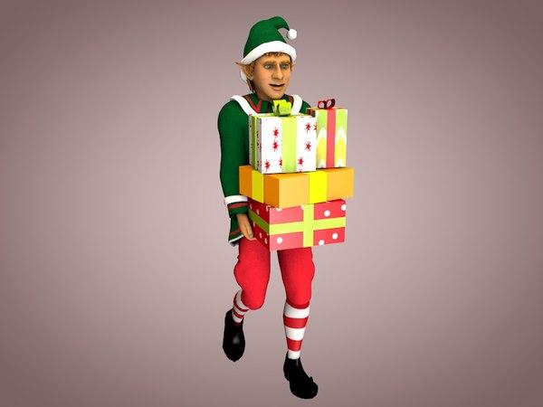 christmas elf max