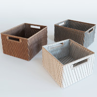 Clive Tightweave Utility Baskets