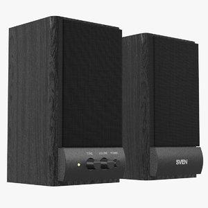 max sven speaker