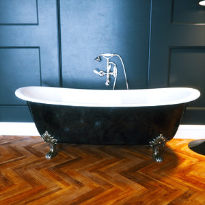 photorealistic bathtub max