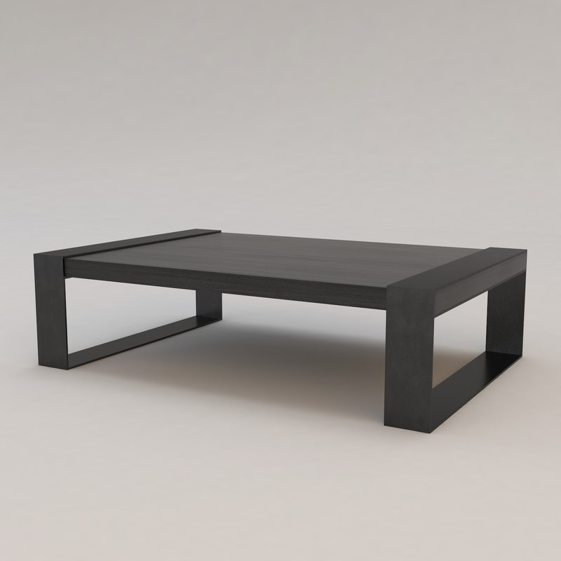 obj cathare coffee table christian