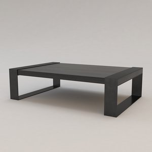 obj cathare coffee table christian