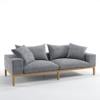 3d model dialma brown db004722 sofa