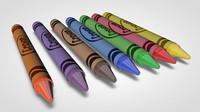 c4d crayons