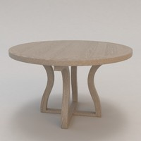 Somaria Table by Christian Liaigre