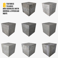 Concrete Texture Set