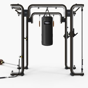 omnia gym functional training 3ds