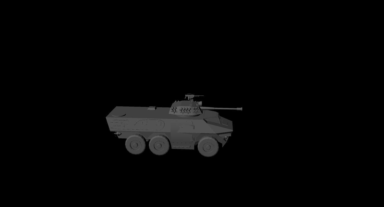 apc sibmas 3d model