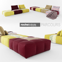 crocus bar stool modern 3d max