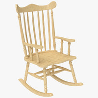 Rocking Chair Oak