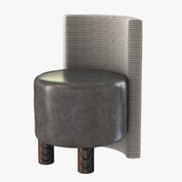 kelly wearstler WILLOUGHBY STOOL