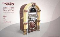 jukebox render 3d obj