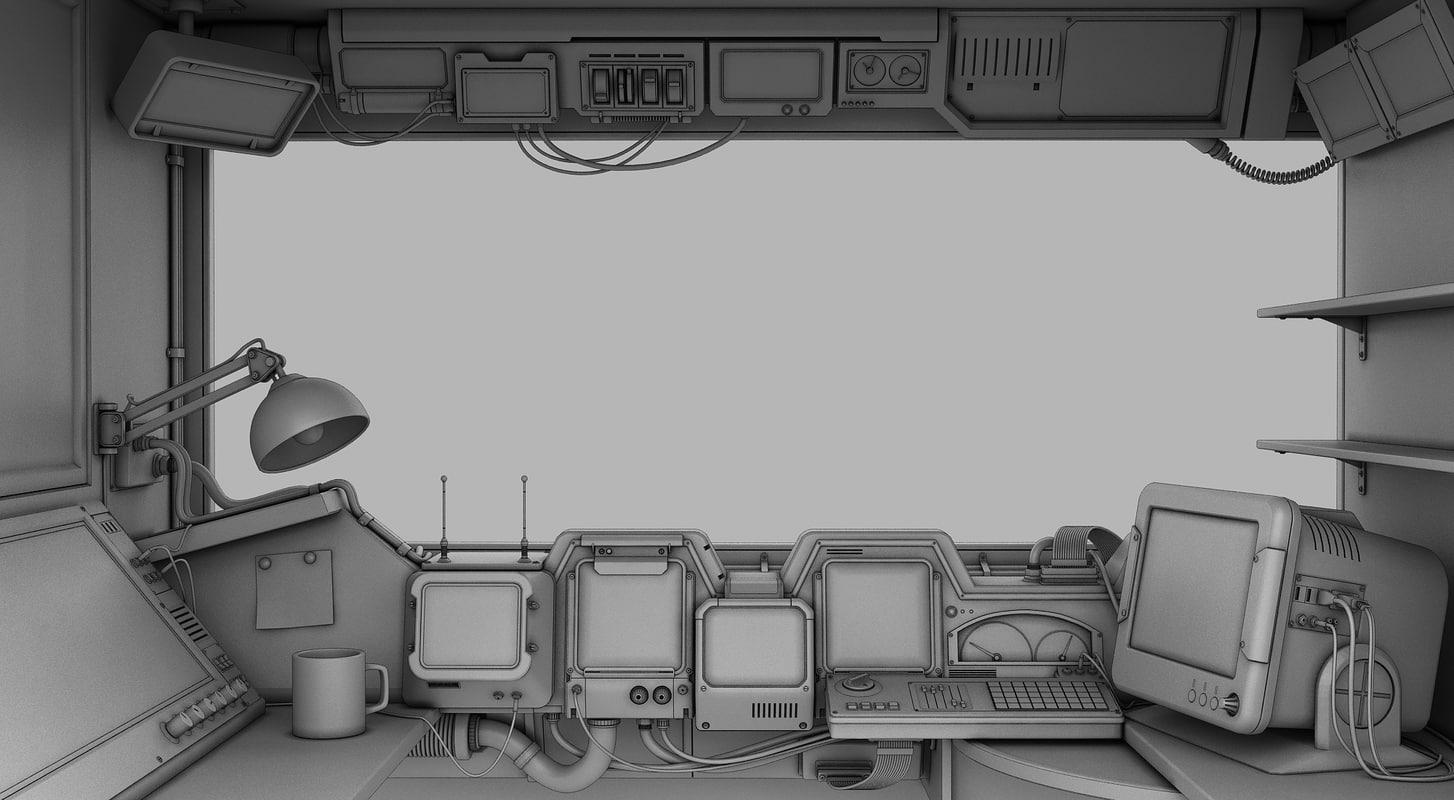 max control panel