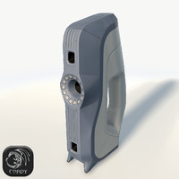 3d model scanner artec eva lod