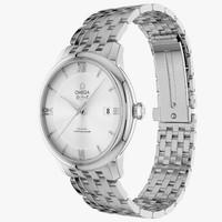 Omega De Ville Prestige Closed Steel Bracelet