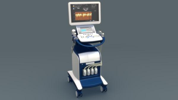 3d 2d echo machine model