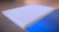 Notepad squared animated