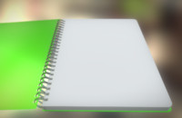 3d model sketchbook