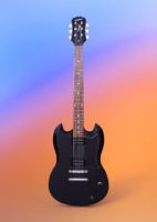 3d epiphone cg special guitar