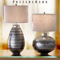 obj table lamp 5