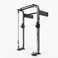 max omnia gym straight pull