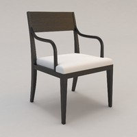 3d olon arm chair christian