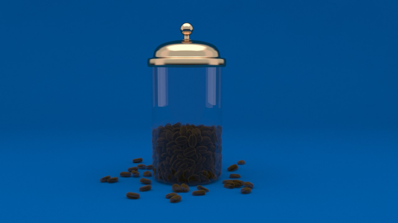 3ds chambord storage jar