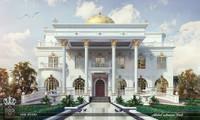 White classic villa - B5