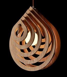 wood lamp drops max