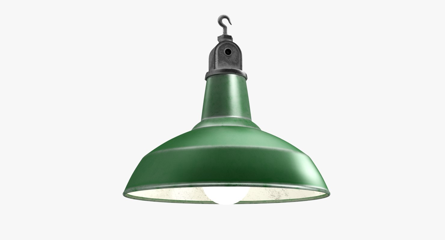 3d warehouse lamp model